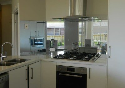 6mm Toughened Mirror Splashback