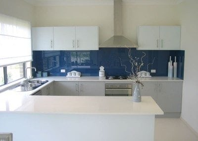 Waterside Display Homes 015 - Kitchen Splashback