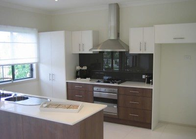 Waterside Display Homes 109 - Kitchen Splashback